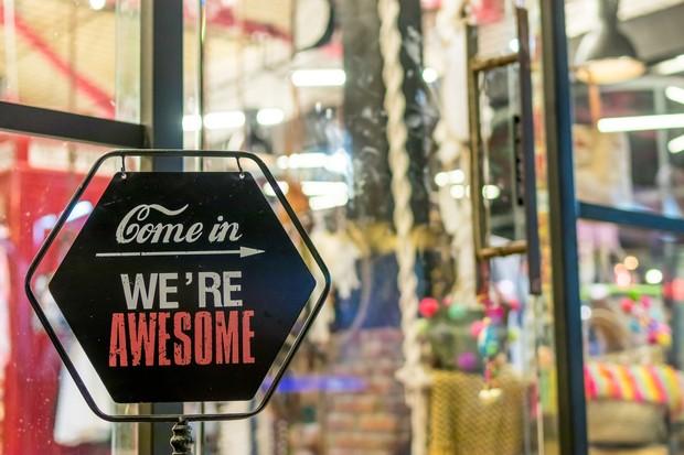 membuat nama toko