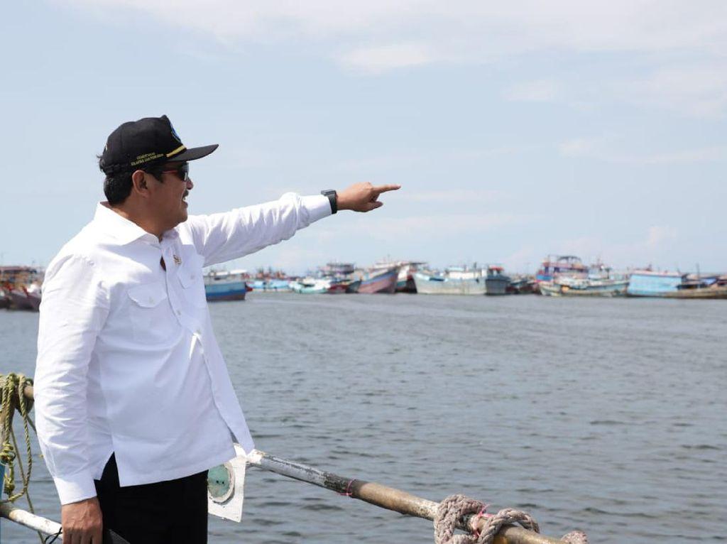 Hari Laut Sedunia, Trenggono Beberkan Kondisi Mangrove Kritis