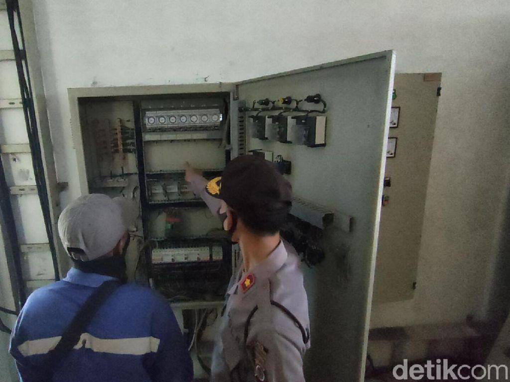 Rumah Pompa di Underpass YIA Dibobol Maling, Kerugian Capai Rp 200 Juta