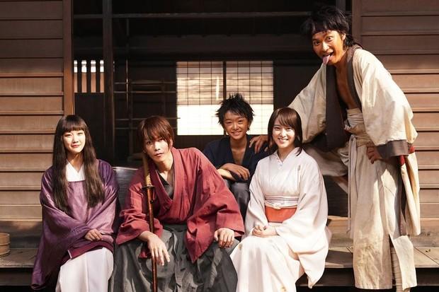 Pemain Film Rurouni Kenshin