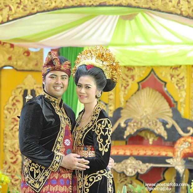 Pengantin Adat Sasak, Lombok/Instagram.com/poetrafoto