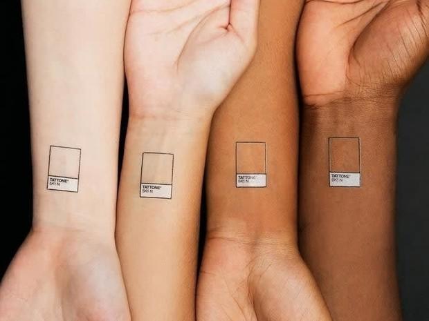 Selaraskan warna behel dengan warna kulit yang kamu miliki ya ladies.