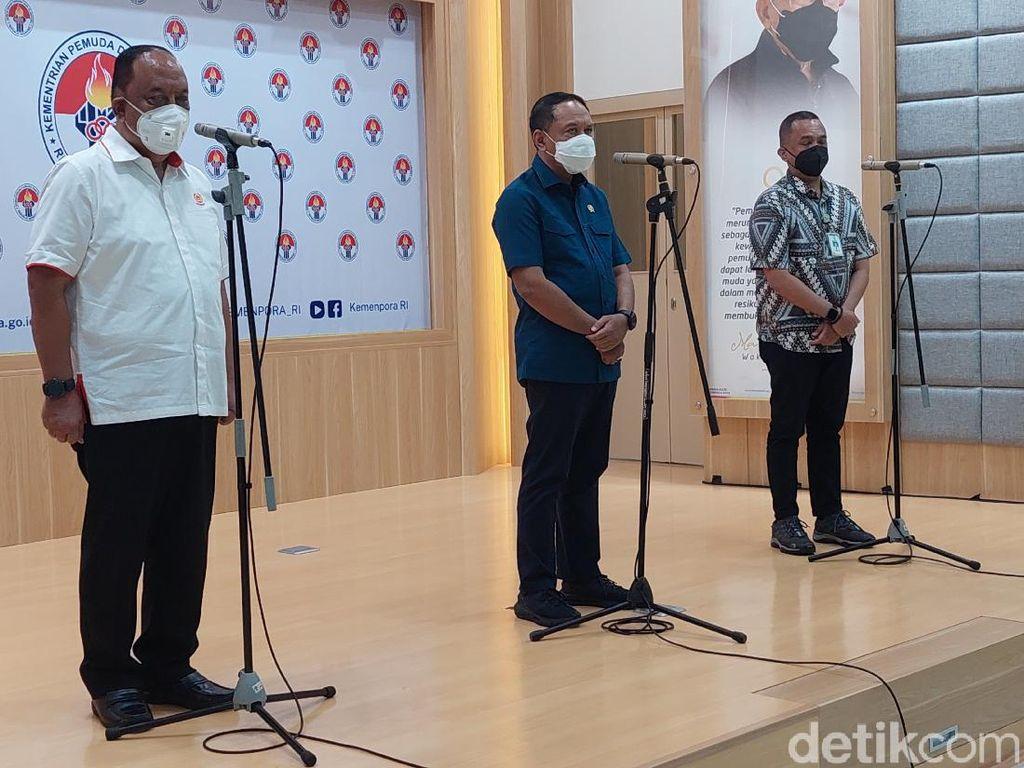 Ketum KONI Pusat Pastikan PON Papua Digelar Sesuai Jadwal