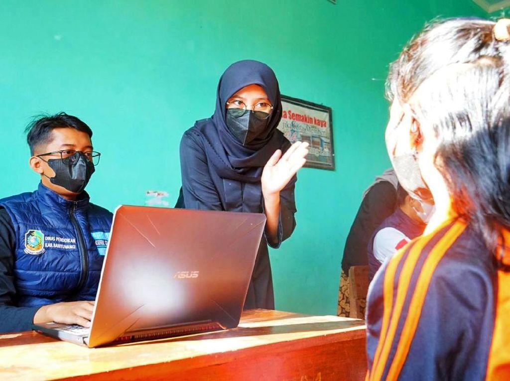 PPDB Dimulai, Banyuwangi Masifkan Jemput Bola Pelajar Kurang Mampu