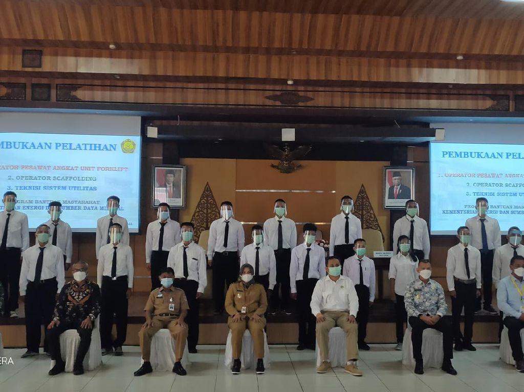 PPSDM Migas Gelar Pelatihan untuk Tingkatkan SDM di 11 Kabupaten