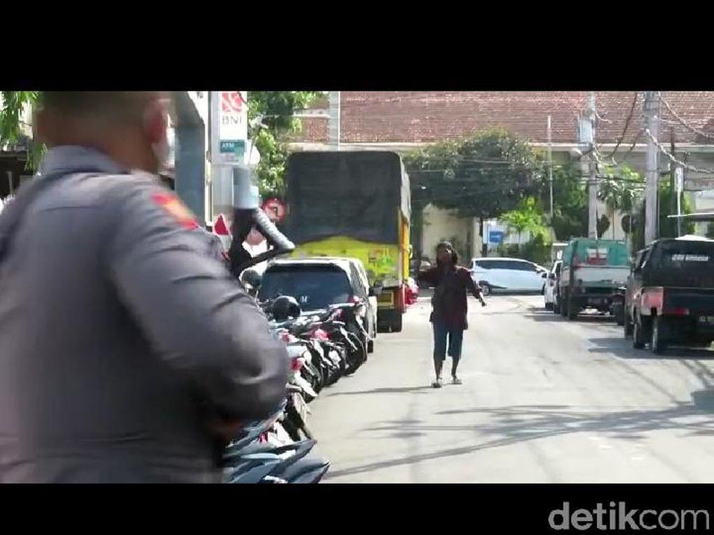 5 Fakta di Balik Aksi Pria Bergolok Serang Mapolresta Yogyakarta