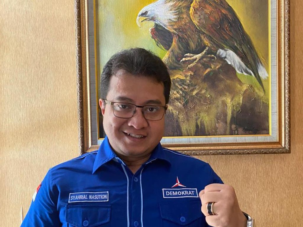 Syahrial Demokrat Sebut Qodari Overdosis Minta AHY Copot Balitbang