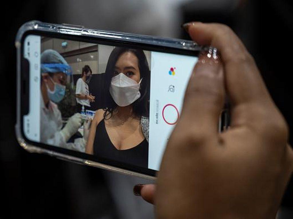 Thailand Mulai Geber Vaksinasi Massal