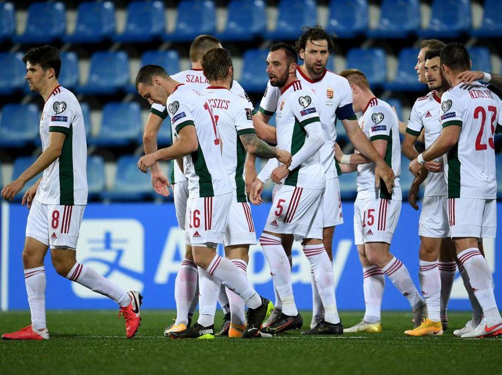 Daftar Pemain Skuad Timnas Hongaria di Euro 2020