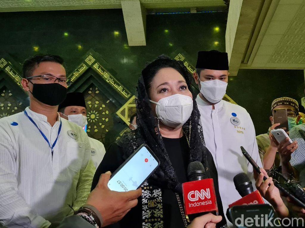 Syukuran Seabad Soeharto, Titiek Merasa Sang Ayah Sedih Melihat RI Sekarang