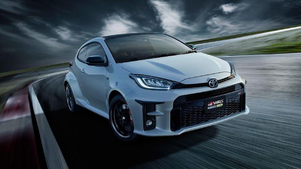 Toyota GR Yaris Morizo Selection Makin Macho