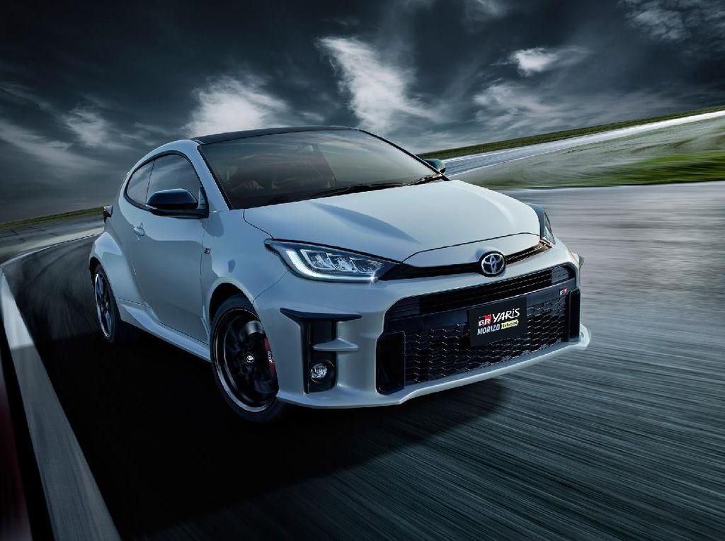 Toyota Kenalkan GR Yaris Morizo Selection, Apa Spesialnya?
