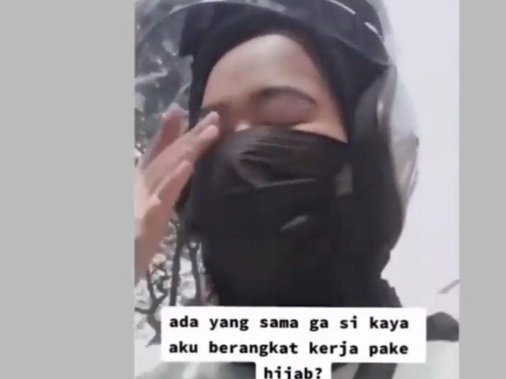 Nasib Malang Wanita yang Viral karena Curhat Terpaksa Lepas Hijab Saat Kerja