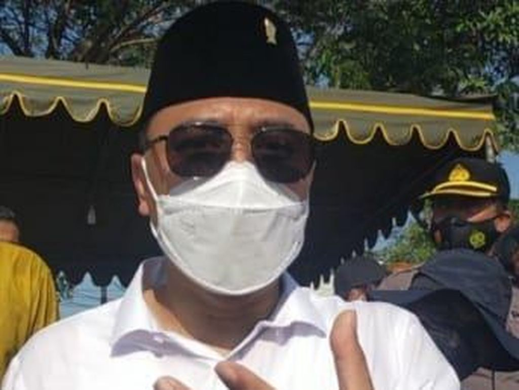 Wali Kota Surabaya Suport Bupati Bangkalan Antisipasi Lonjakan COVID-19