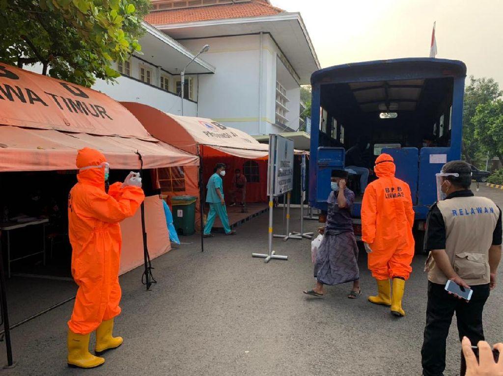 Kasus COVID-19 di Bangkalan Membeludak, Kini Jadi Zona Oranye