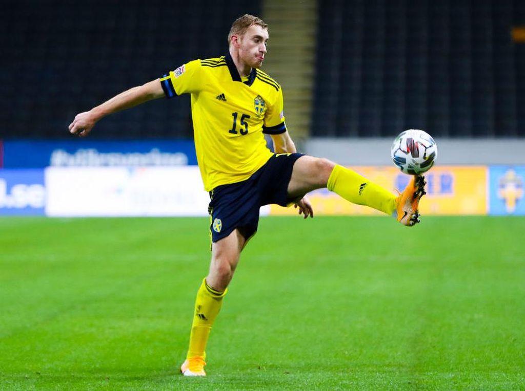 2 Pemain Swedia Positif COVID-19 Jelang Piala Eropa 2020