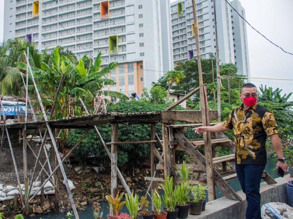 Anggota DPRD DKI Minta Bina Marga Perbaiki Jembatan Bambu Reyot Jakbar