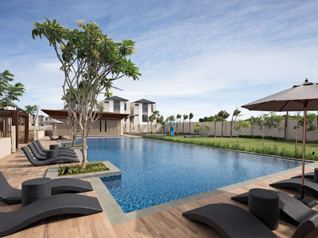 Rumah Mewah dengan Fasilitas Resor di Jakarta, Unit Sangat Terbatas!