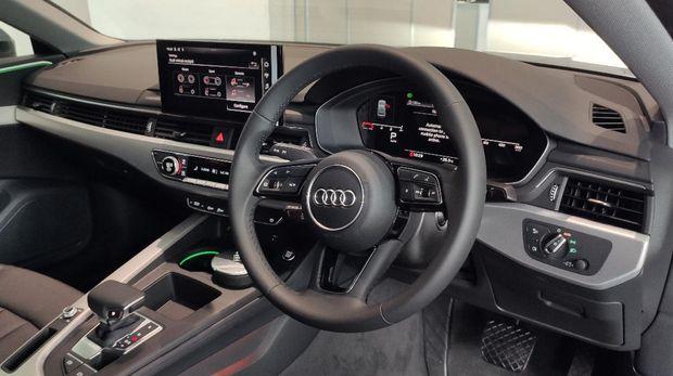 Audi A5 Sportback meluncur di Indonesia, Rabu (9/6).