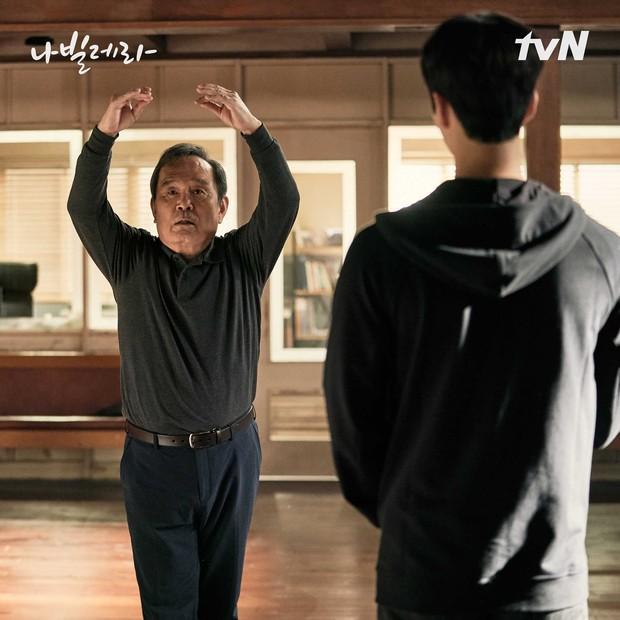 Lee Chae-rok memberikan syarat agar Sim Deok-chul bisa menari ballet