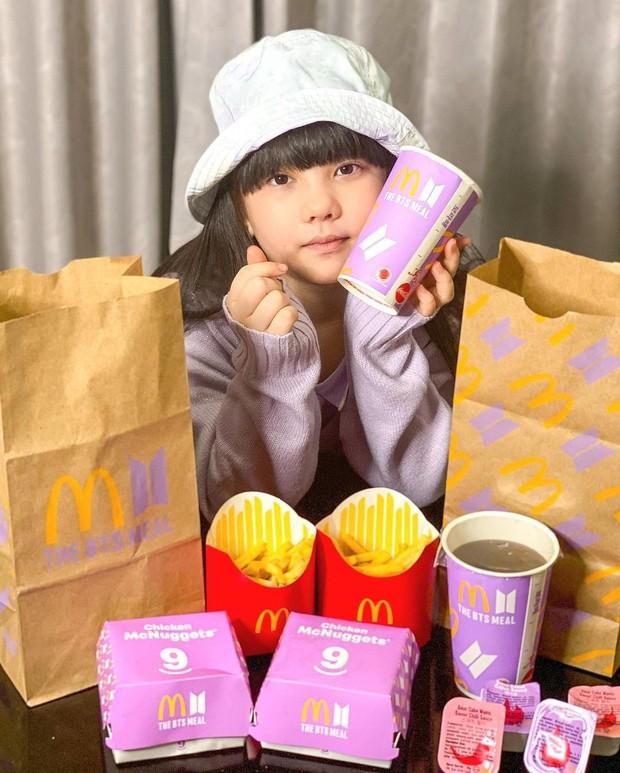 Harga BTS Meal dimulai dari 40 ribuan.