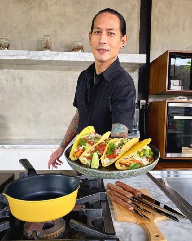 Chef Juna Rorimpandey