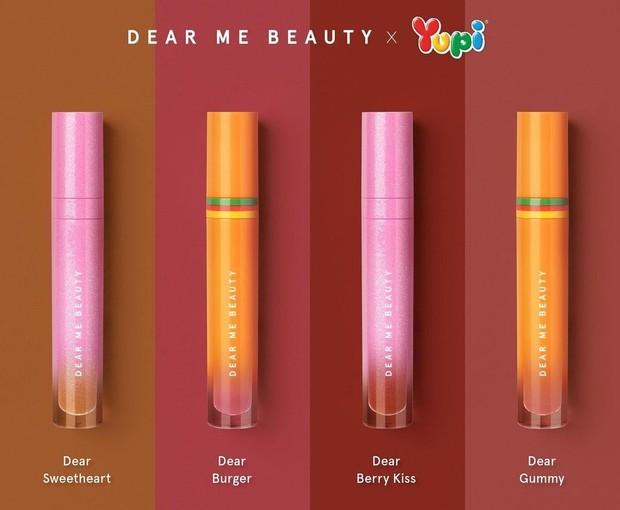 Dear Me Beauty x Yupi 2019/instagram.com/dearmebeauty
