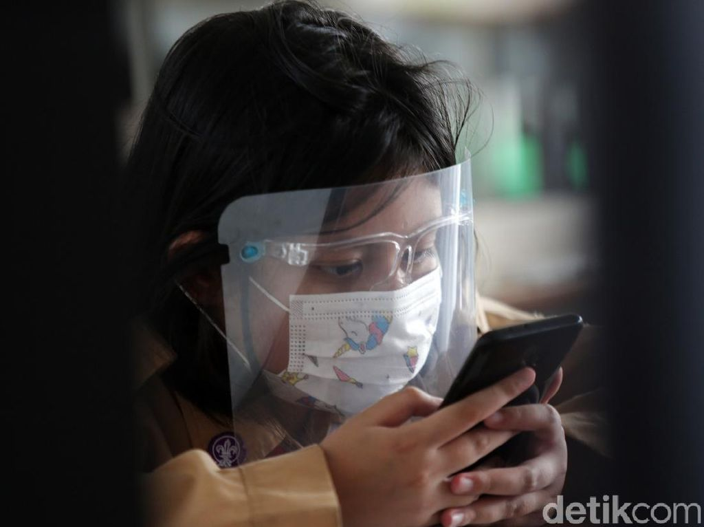 Terungkap, 3 Gejala COVID-19 Paling Banyak Ditemukan pada Anak Indonesia