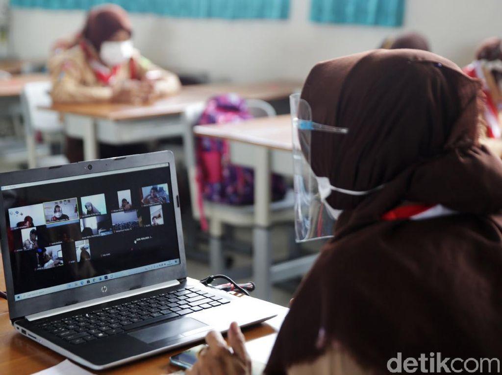 DKI Segera Buka Sekolah Tiap Hari, Mapel Olahraga Dibolehkan dengan Syarat