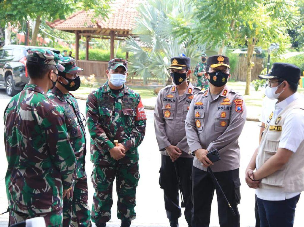 Forkopimda Jatim Siapkan Pelaksanaan Vaksinasi Serentak di Bangkalan