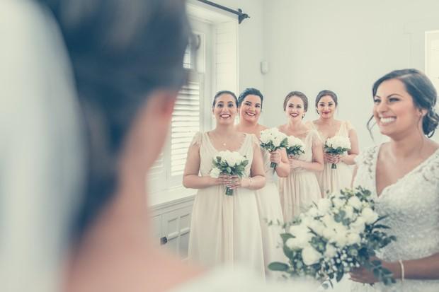 Tugas Maid of Honor dan bridesmaids.