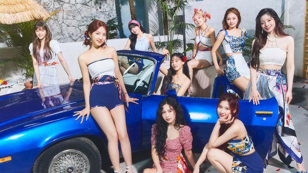 Girlband Korea TWICE