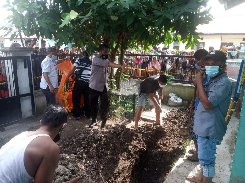 Suami Pembunuh-Kubur Istri Hamil dalam Septic Tank di Riau Ditangkap!