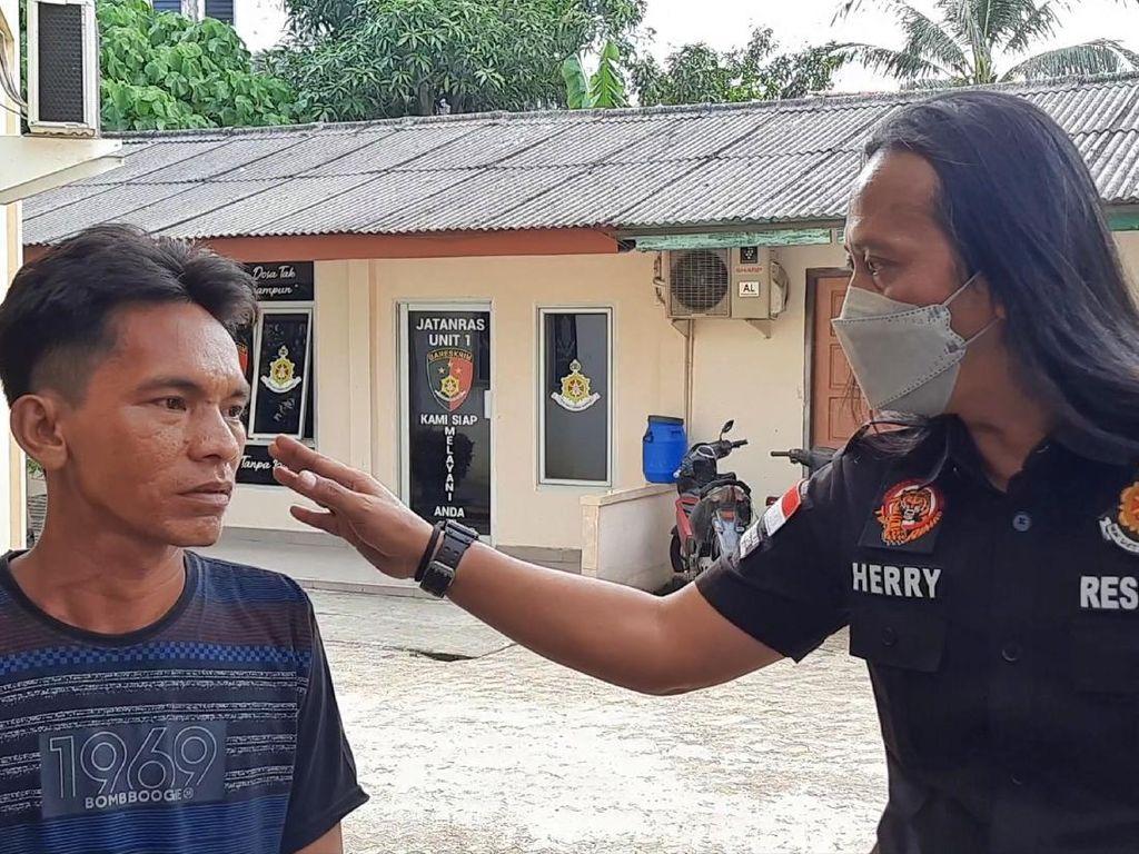 Patok Tarif Parkir Selangit, 14 Jukir Liar di Palembang Diringkus Polisi