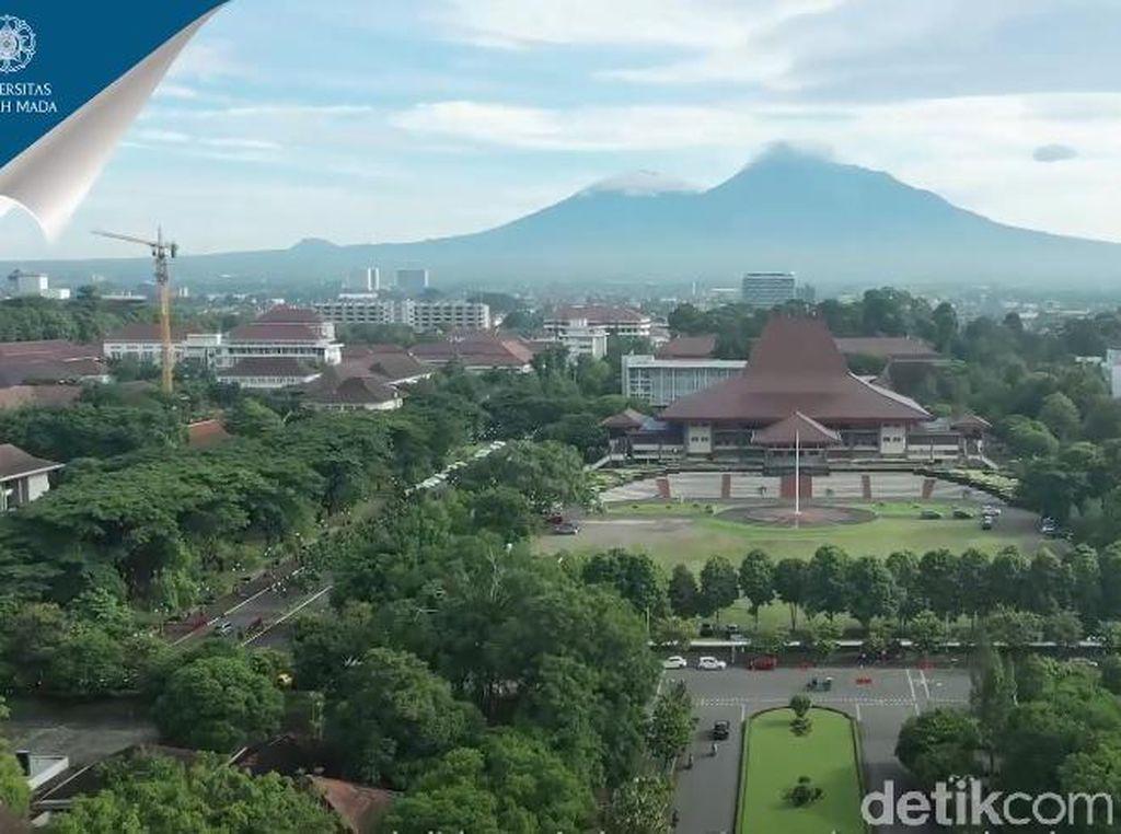 16 Kampus Terbaik di Indonesia Versi QS WUR 2022, UGM Peringkat Pertama