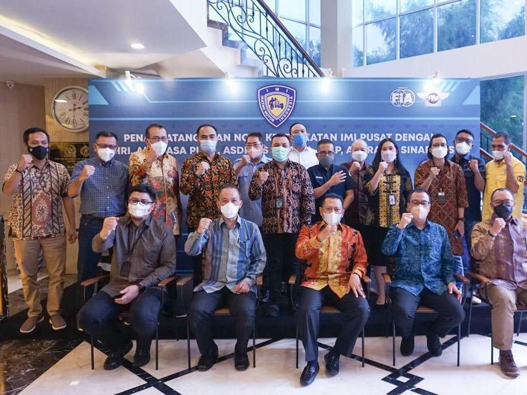 Kini Anggota IMI Bisa Nikmati Lounge VIP di Bandara se-Indonesia