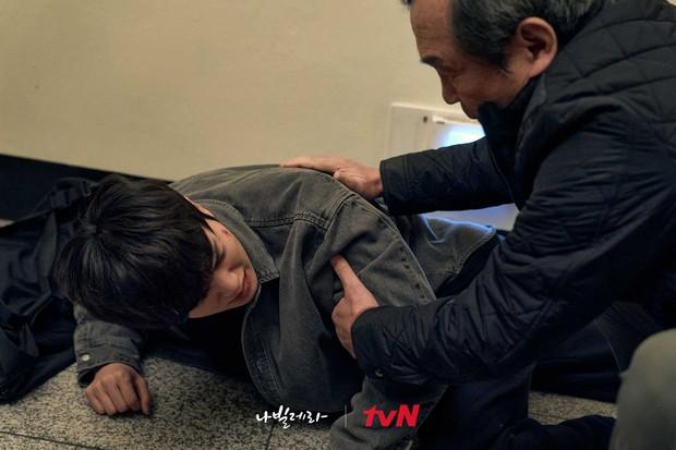 Lee Chae-rok cedera