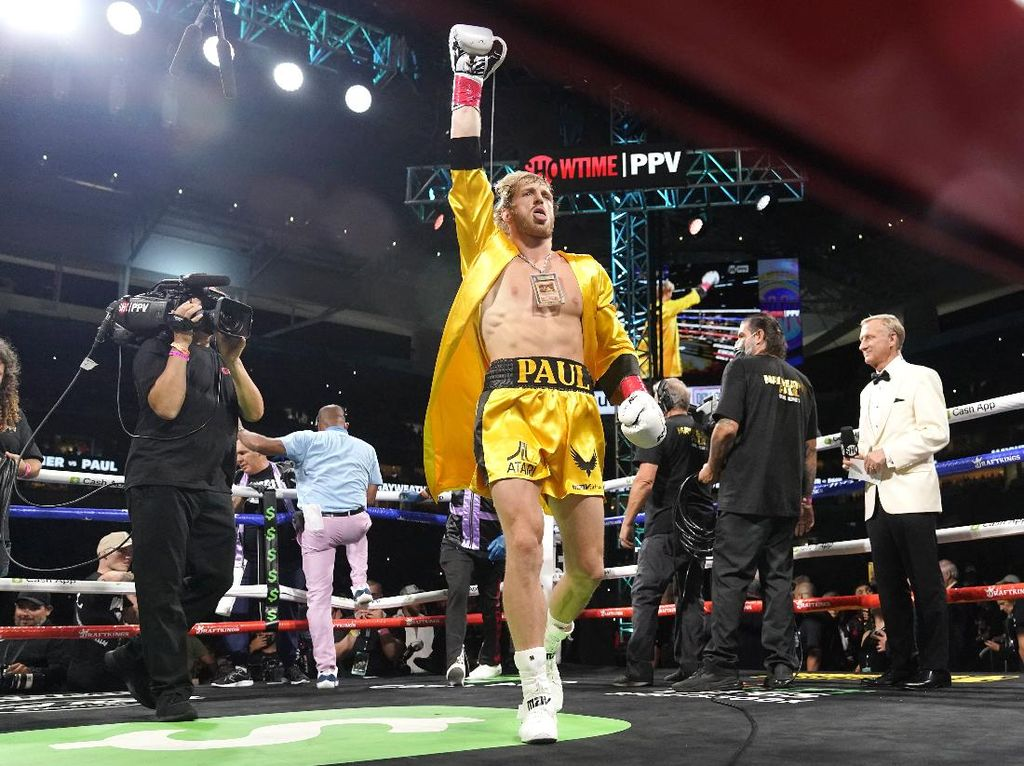 UFC Menolak Logan Paul