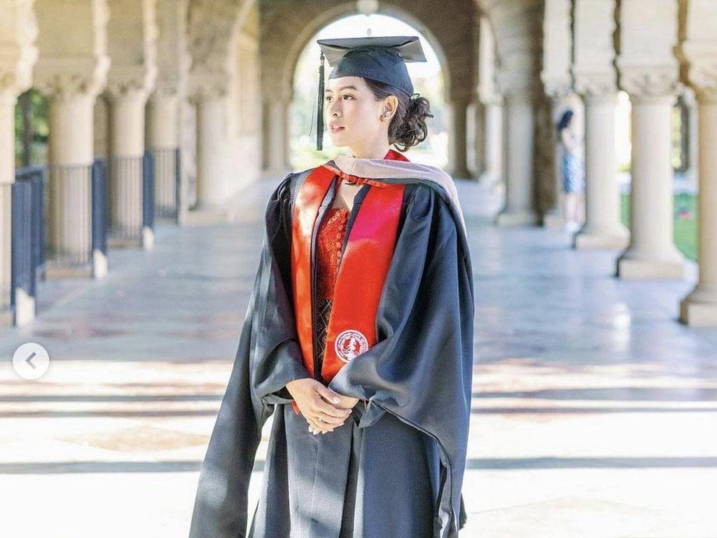 4 Poin Perubahan Maudy Ayunda Usai Kuliah di Stanford
