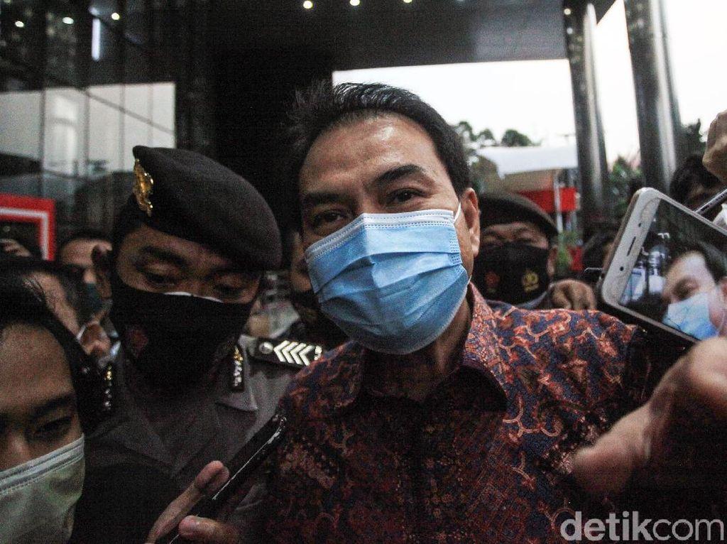 Periksa Azis Syamsuddin, KPK Cecar soal AKP Robin Bertemu Walkot Tanjungbalai