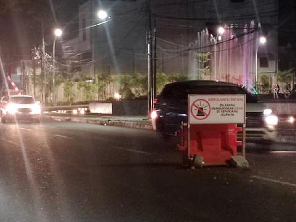 Ambulance dan Patwal Diimbau Tak Bunyikan Sirine di Jl Bethseda Manado