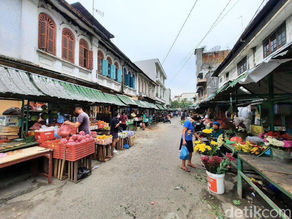 Inikah Pasar Terkecil di Indonesia?