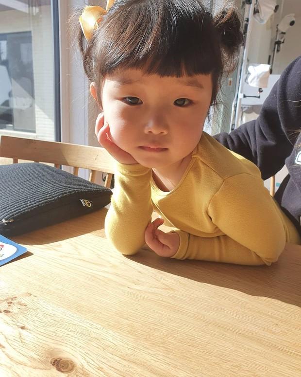 Yoon Naon sebagai salah satu anggota The Return of Superman.