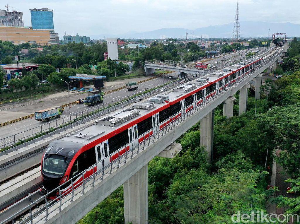 LRT Jabodebek Operasi Tahun Depan, Tarifnya Berapa?