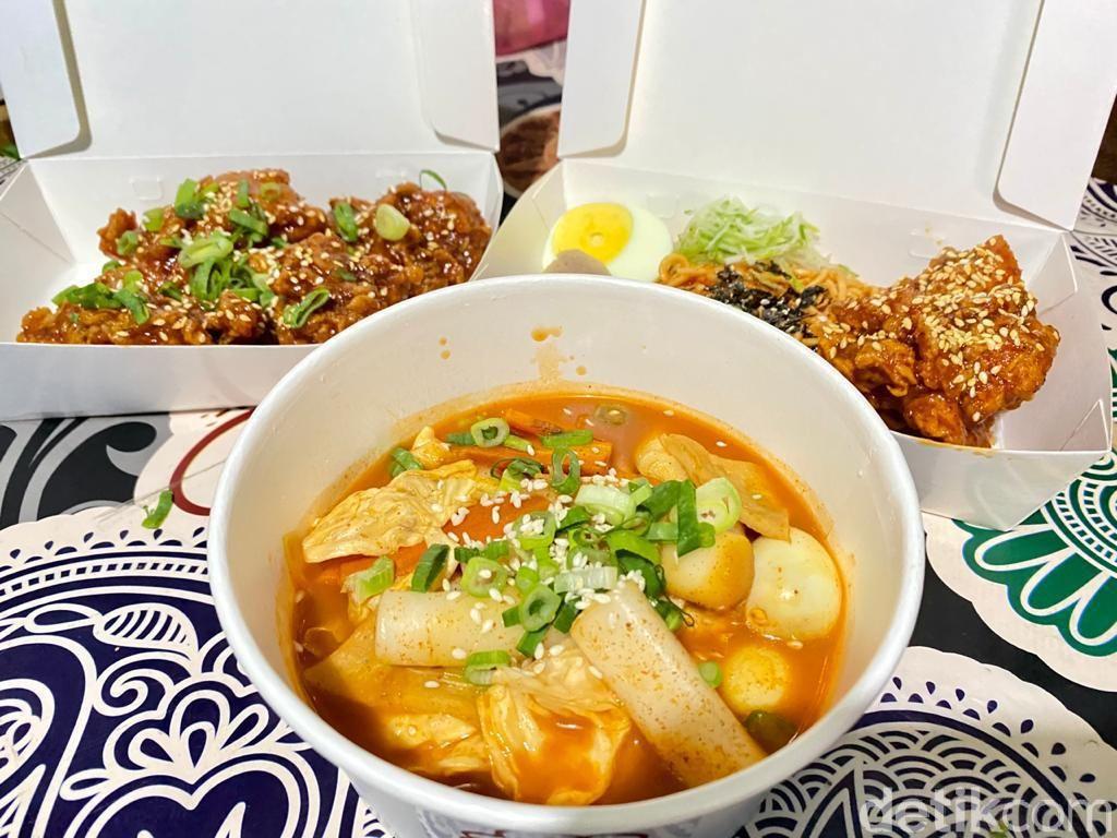Racikan Special Noodle Lodo hingga Chicken Suju dari Kamar Kos