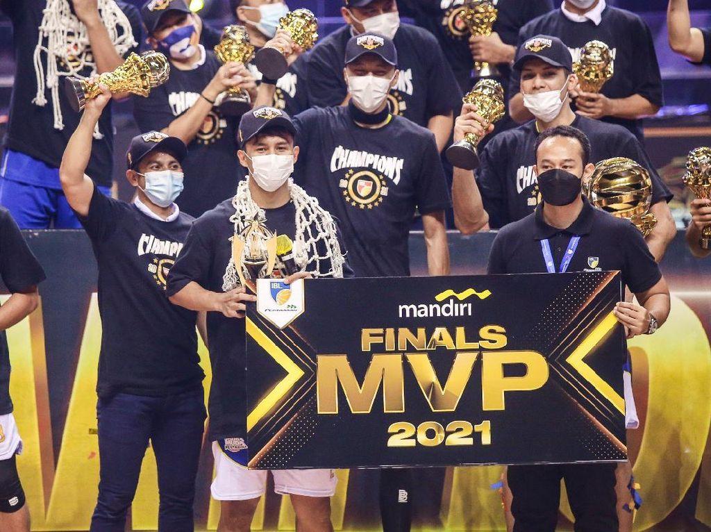 Usai Juarai IBL, Satria Muda Perkuat Timnas Berlaga di Piala Asia