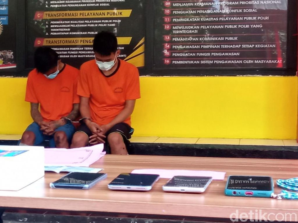 Perawat di Bandung Terluka Usai Dibegal 2 Anggota Geng Motor