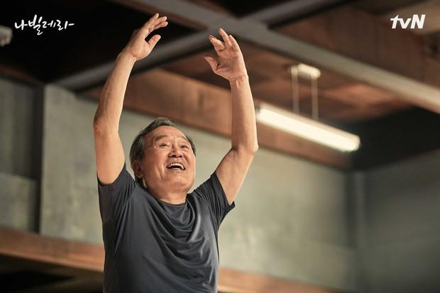 Sim Deok-chul berusaha menggapai mimpinya untuk menari ballet