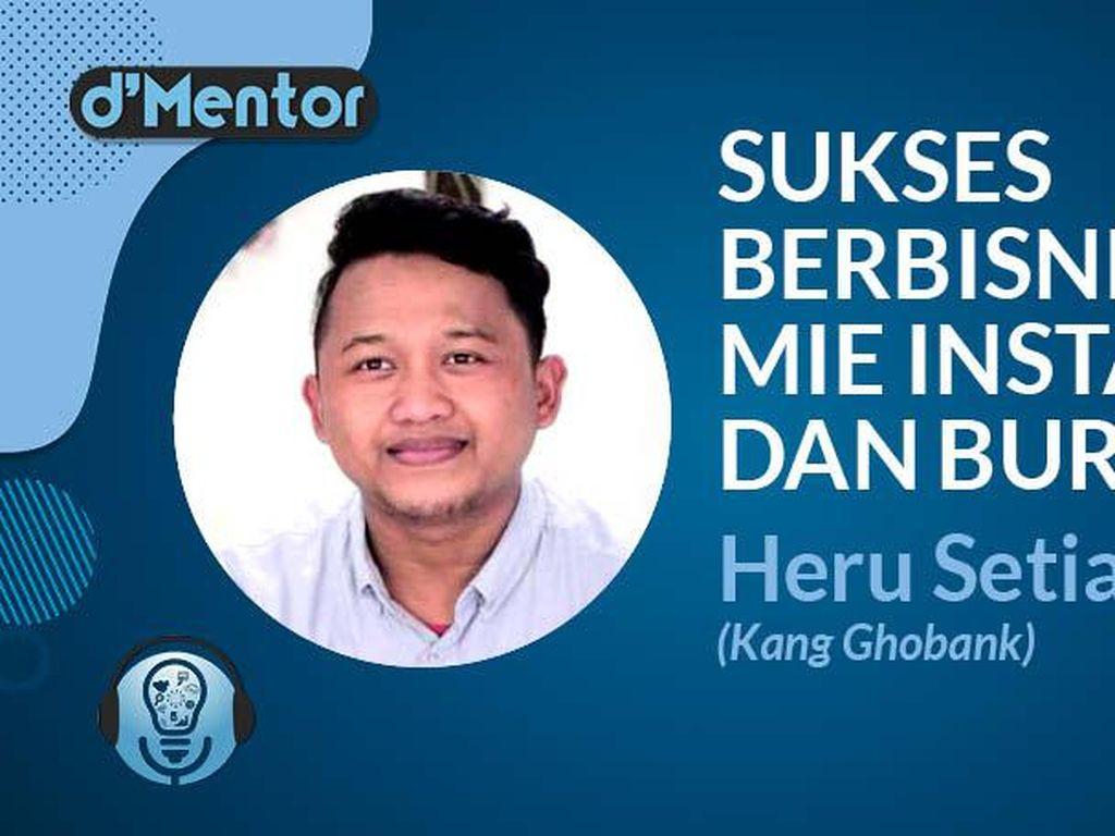 dMentor: Sukses Berbisnis Warung Mie Instan dan Burjo