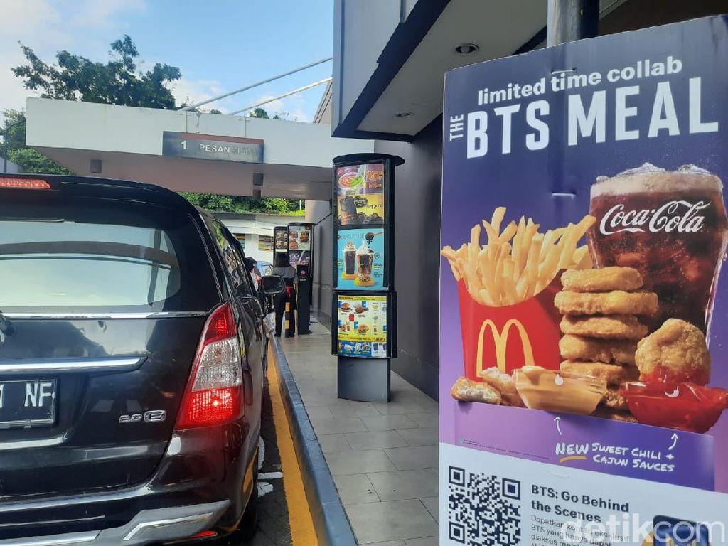 Ini Daftar 32 Gerai McD di Jakarta yang Disanksi Imbas Orderan BTS Meal